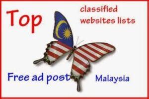 Malaysia Classified Websites List 2019