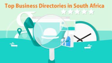 South Africa Business Listing Websites List 2019