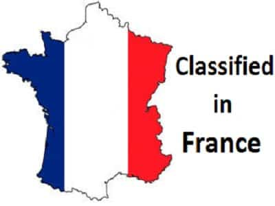 Read more about the article Top France Classified Sites List 2021
