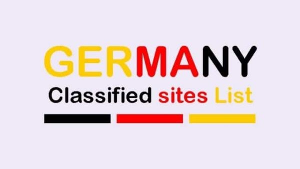 Read more about the article Top List of Classified Sites in Germany 2021